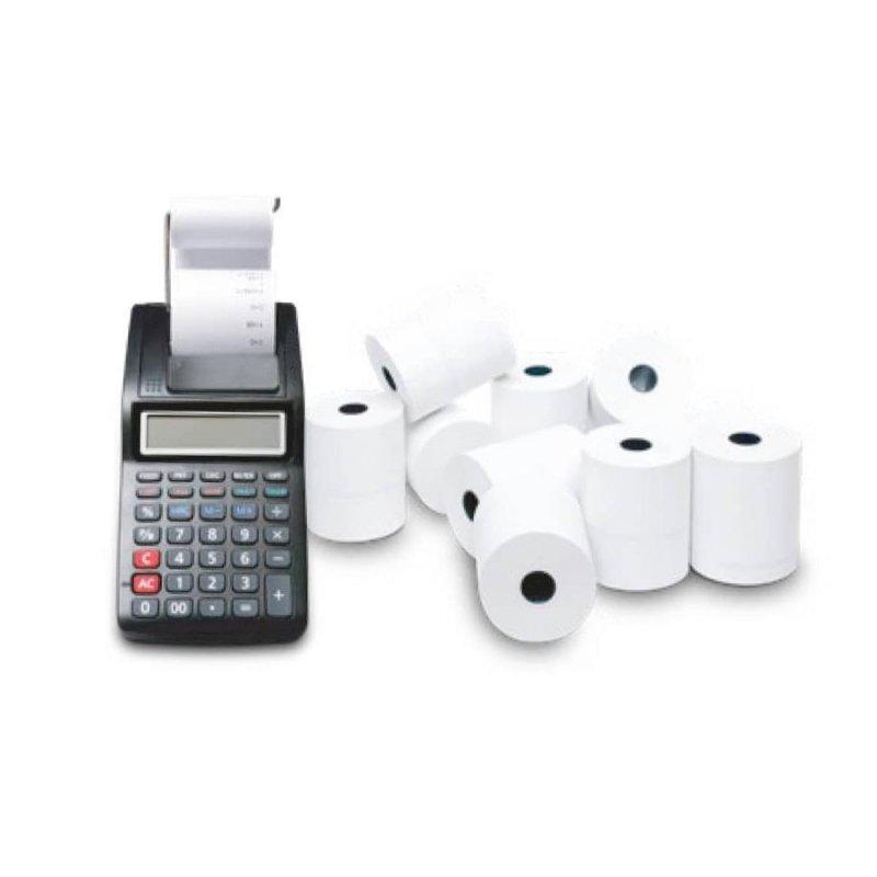 Rotoli calcolatrice