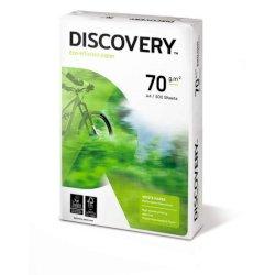 Carta per fotocopie A4 Discovery 70 g/m²  Risma da 500 fogli - NDI0700254