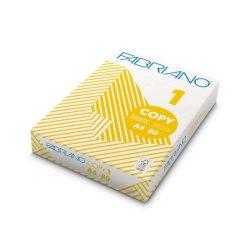 Carta per fotocopie A4 Fabriano COPY 1 80 g/m² Risma da 500 fogli - 42021297