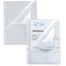 Buste a L in PP buccia Sei Rota Atla A 150 - alto spessore trasparente 22x30 cm conf. 25 pezzi - 662216
