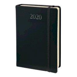 Agenda giornaliera 2022 Quo Vadis Daily Pocket Prestige - Habana 8,5x13 cm nero 61700222MQ