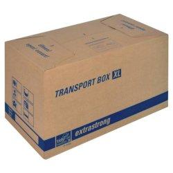 Scatola per trasloco ColomPac in cartone ondulato f.to 690x355x370 mm avana TP 110.002