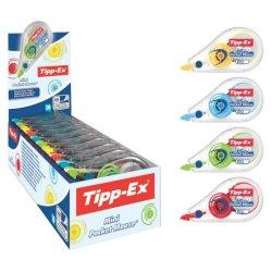Correttore a nastro TIPP-EX Mini Pocket Mouse  5 mm x 6 m Fashion 926397