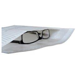 Busta imbottita WeWave in carta kraft, imbottitura carta onda 15x21,5 cm bianco - conf. 10 buste - WW150215