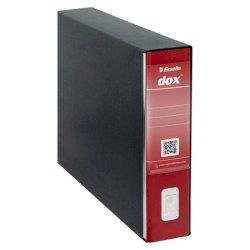 Registratore a leva DOX10 formato A3 42x30 cm - dorso 8 cm rosso 000213B1